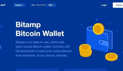 Bitamp Bitcoin Wallet - Opens a Wide Door for Wallets - CoinAnnouncer