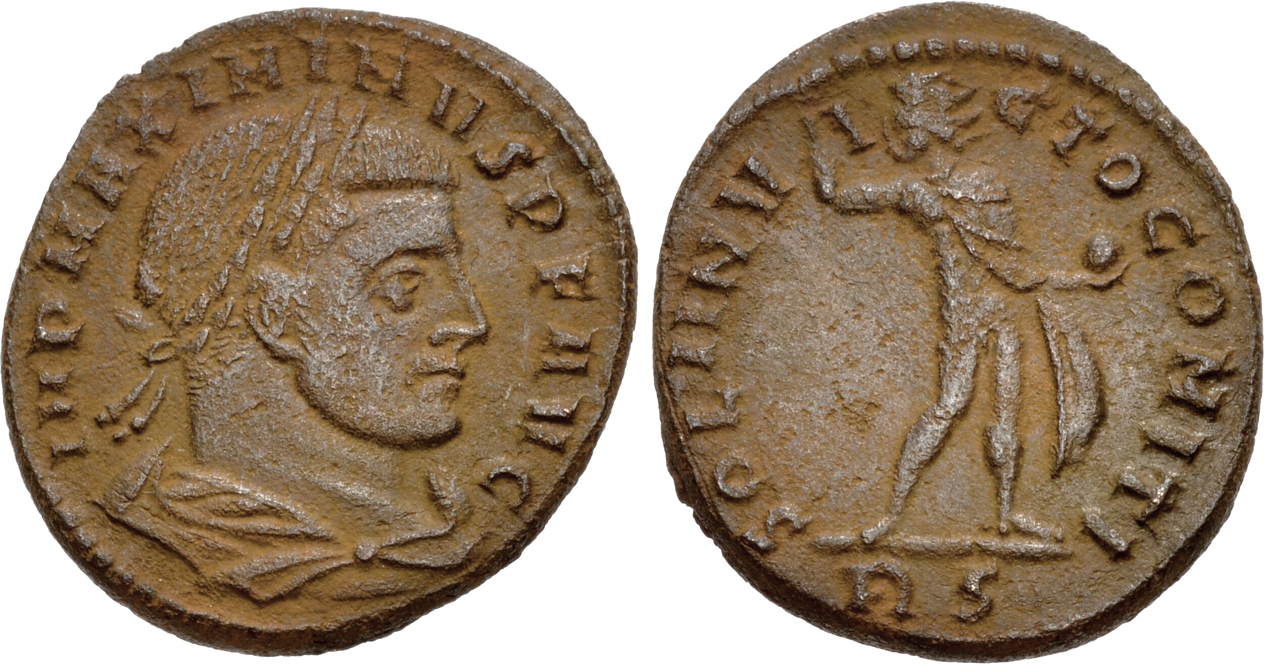 Coinarchives Search Results Maximinus
