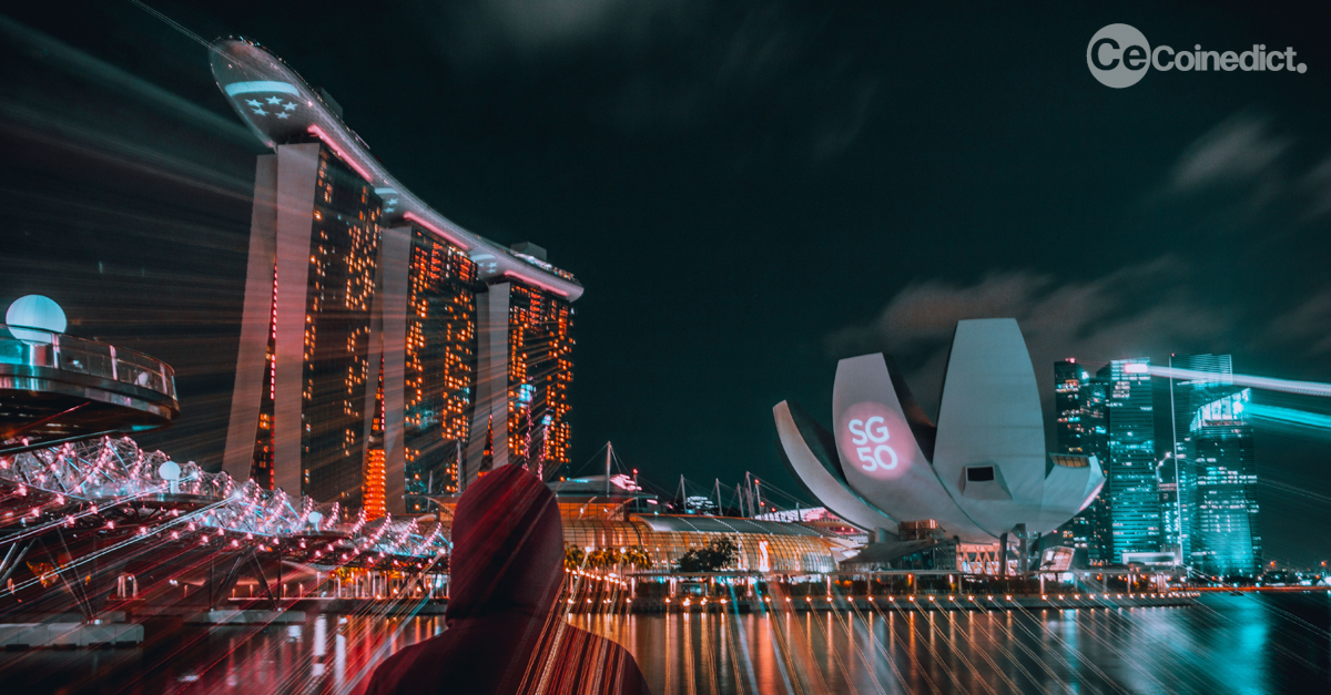 Singapore news on cryptocurrency