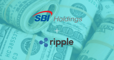 SBI holdings use XRP