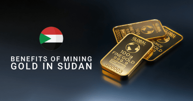 Mining Gold in Sudan