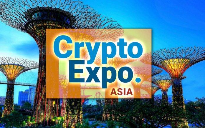 Crypto EXPO Asia promete reunir al mundo financiero