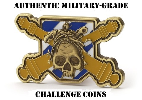 Custom Challenge Coins Veteran Owned And Operated