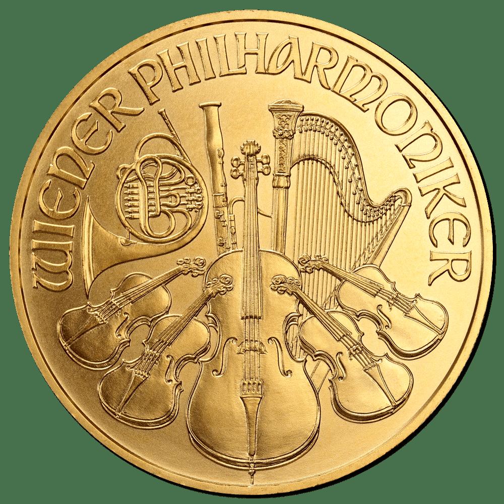 Gold Austrian Philharmonic Cost