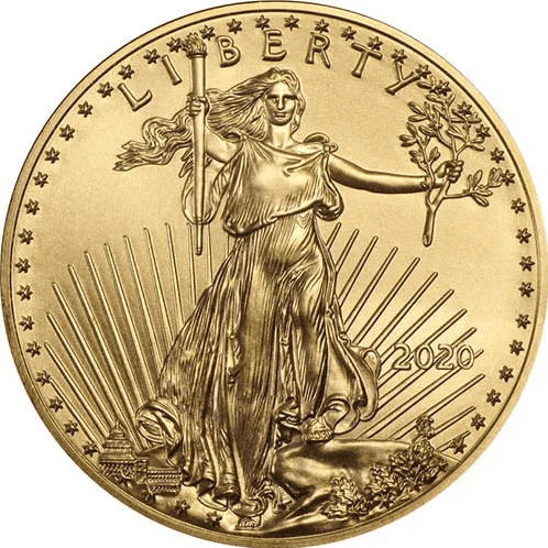 Popular Gold Coins American Eagle