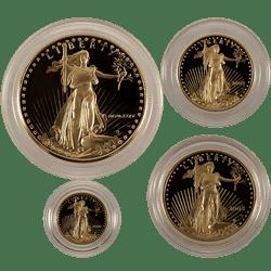American Gold Eagle Sets