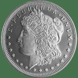 Morgan Silver Rounds