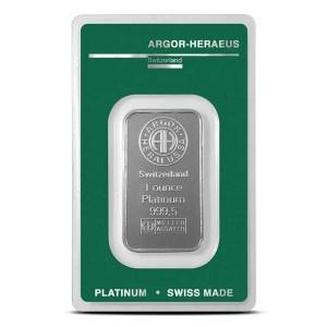 Argor-Heraeus Platinum