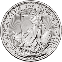Royal Mint Platinum