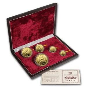 Gold Panda Sets