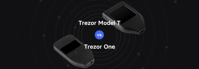 Trezor hardware wallet, Our Most Recommended Wallet for Keeping your Crypto Safe