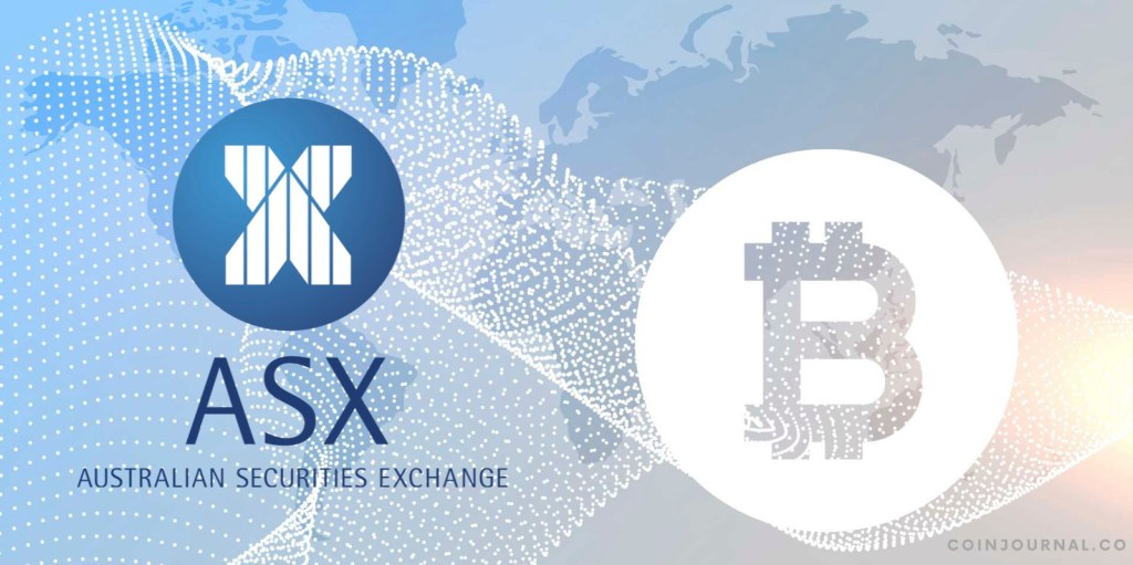 ASX delivering Clearing House Electronic Subregister System (CHESS) 2021 and signed an MOU agreement with VMWARE and Digital Asset Holding, Australian Securities Exchange to go Blockchain in 2021