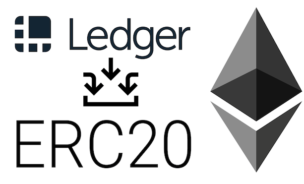 Ledger Live Now Supports Over 1250 Ethereum Based ERC20 announced version software, Ledger Now Supports Over 1250 ERC20 Tokens