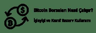 Bitcoin Borsaları Nasıl Çalışır? - İşleyişi ve Kısmî Rezerv Kullanımı
