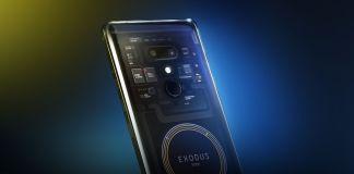 HTC Exodus Blockchain Telefon