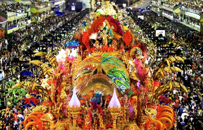 2019 Rio Karnavalı Bitcoin