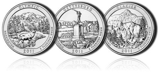 Olympic National Park 5 Oz Silver Bullion Coin Release