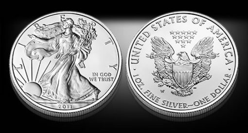 2011 W Uncirculated American Silver Eagles Launch Coin News