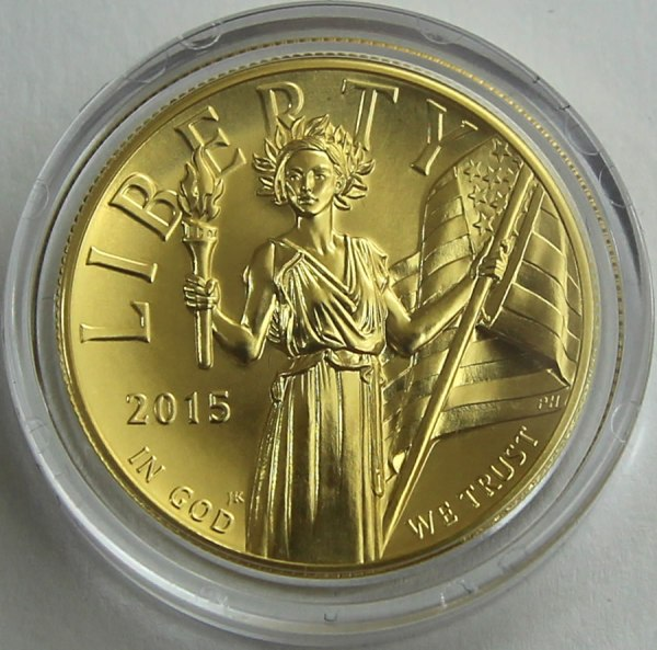 2015 High Relief Gold Coin/Silver Medal (UH8 & UH9) - Page ...
