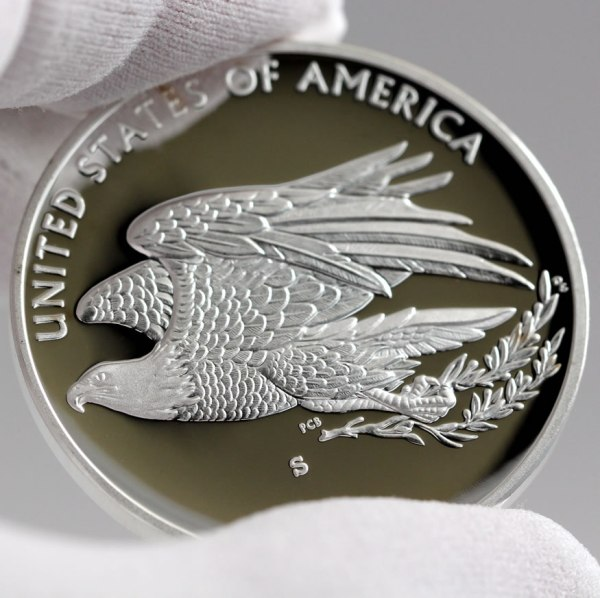 2016 American Liberty Silver Medal Photos and Video | Coin ...
