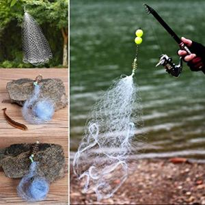 HATCHMATIC Vertvie Pêche Netdesign Copper Shoal Pêche Net Tackle extérieure Netting Orts Netting: 11