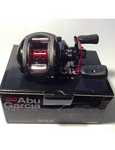 zcc/moulinet de pêche de pêche appât de pêche de moulage de moulinet Abu Garcia bmax2-r 4BB + 1RB main droite 6.4: 1225g