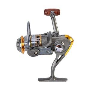 Moulinets Bobine de Pêche 13BB 1000-7000 Séries Full Métal Pêche à Carpe Roue Spinning Reel Bobine pour Eau douce / Salée avec Haute Vitesse 5.2: 1 ( Design : 7000 Series )