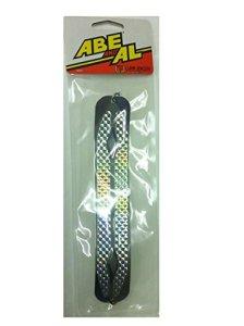 South Bend Sporting Goods Luhr Jensen ABE et AL pour Clignotant, Chrome/Argent Prism-Lite, 8