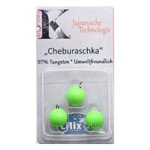 Cheburashka en 1gr./Vert