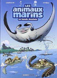 Les animaux marins en BD – Tome 03