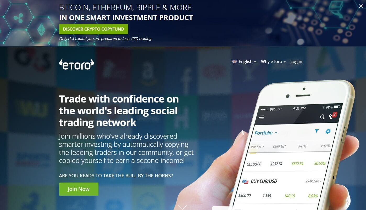 cryptocurrency cfd platform