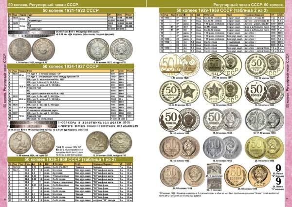 Каталог монет СССР и России 1918-2021 годов c ценами ...