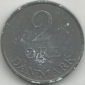 1961_denmark_2_ore_reverse
