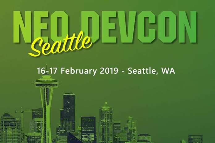 Photo: NEO DevCon 2019