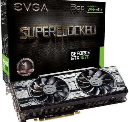 EVGA GeForce GTX 1070