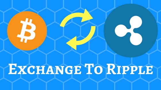 Exchange To Ripple