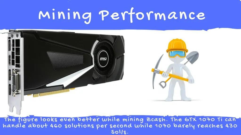 1070 Ti mining performance