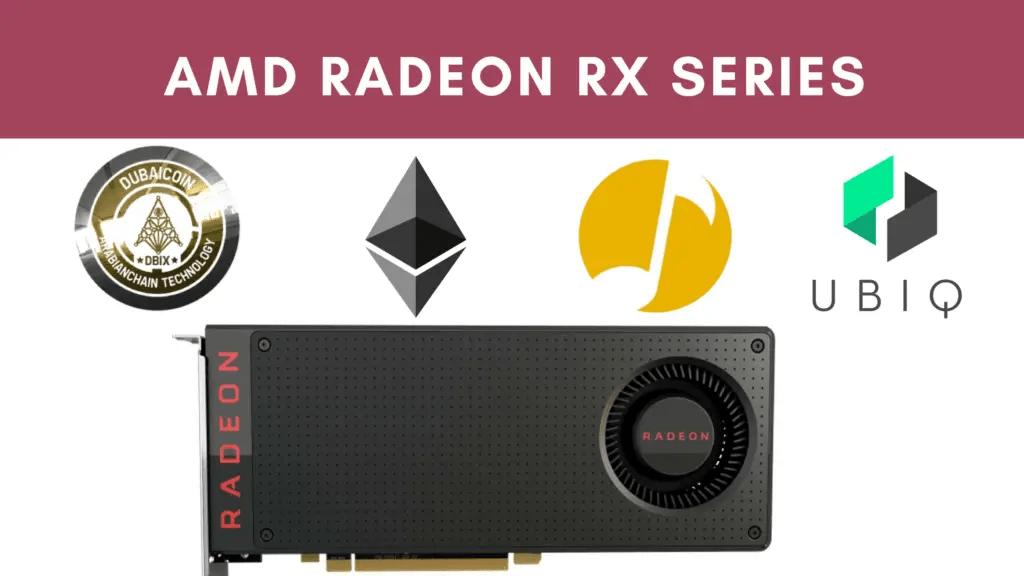 AMD Radeon RX Series