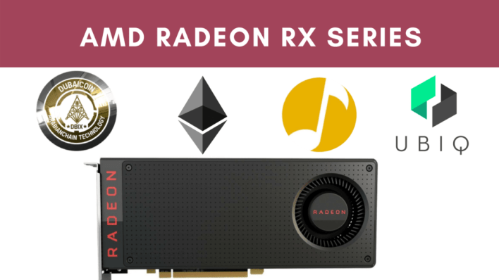 AMD Radeon RX Series