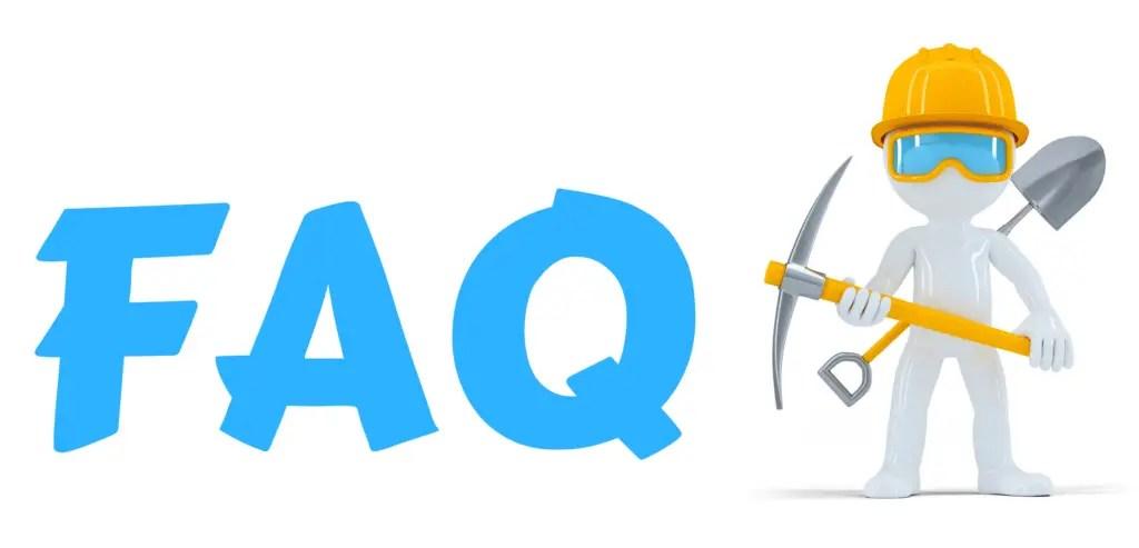 Mining FAQ