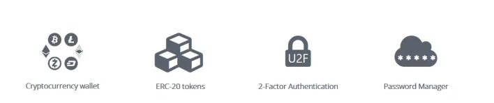 Features of Trezor