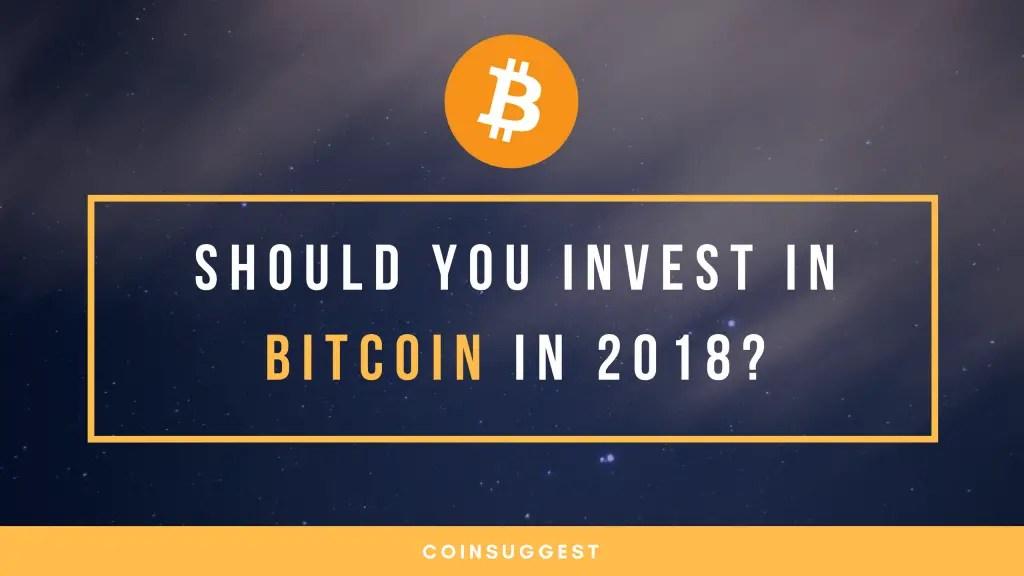 Invest BTC 2018
