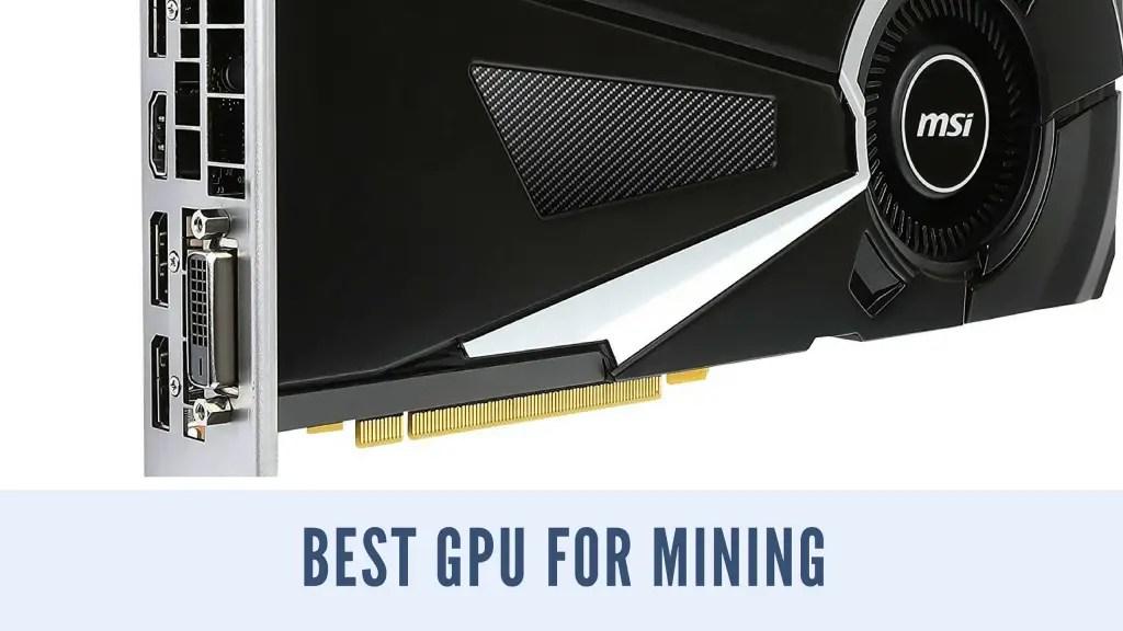 Best Monero Mining Hardware 2018 Mine Zcash On 1070 – Trigo