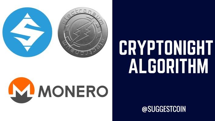 Cryptonight coins