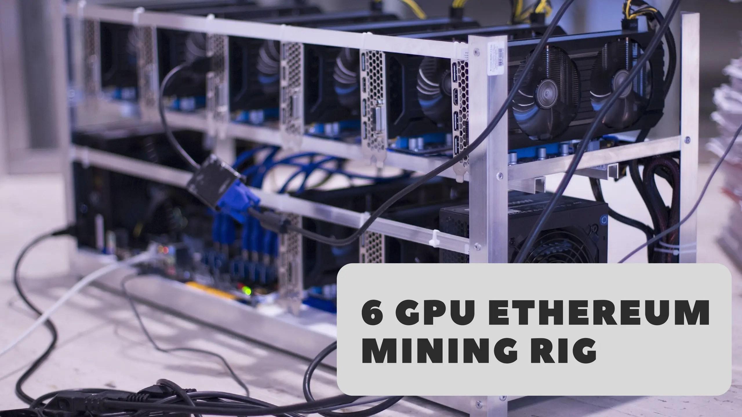 buy ethereum mining rig