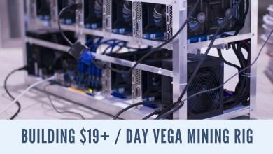 Vega 64 mining