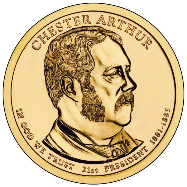 2012P $1 Arthur
