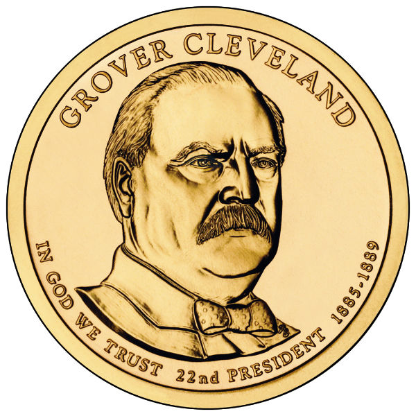 2012P $1 Cleveland Variety 1 25-Coin Roll