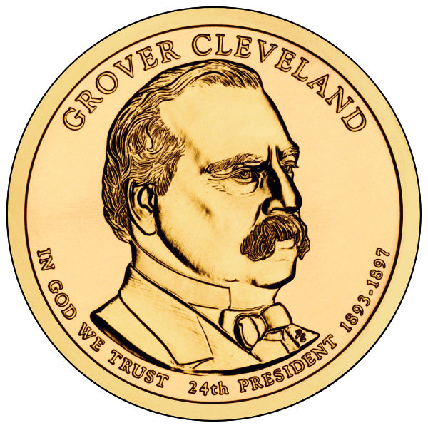 2012D $1 Cleveland Variety 2 25-Coin Roll