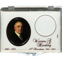 Marcus 2014 $1 Harding Coin Holder